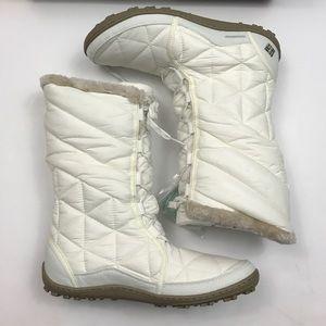 NWT Columbia powder summit ii mid waterproof boots